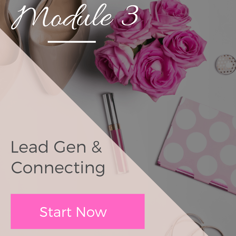 Module 3 - Lead Gen & Connecting | The Savvy Agent