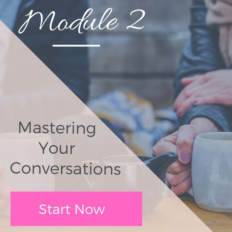 Module 2 - Mastering Your Conversations | The Savvy Agent