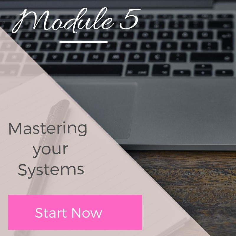 Module 5 - Mastering Your Systems | The Savvy Agent