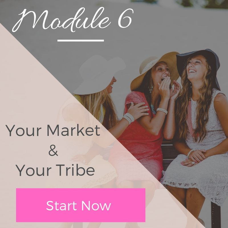 Module 6 - Your Market & Your Tribe | The Savvy Agent