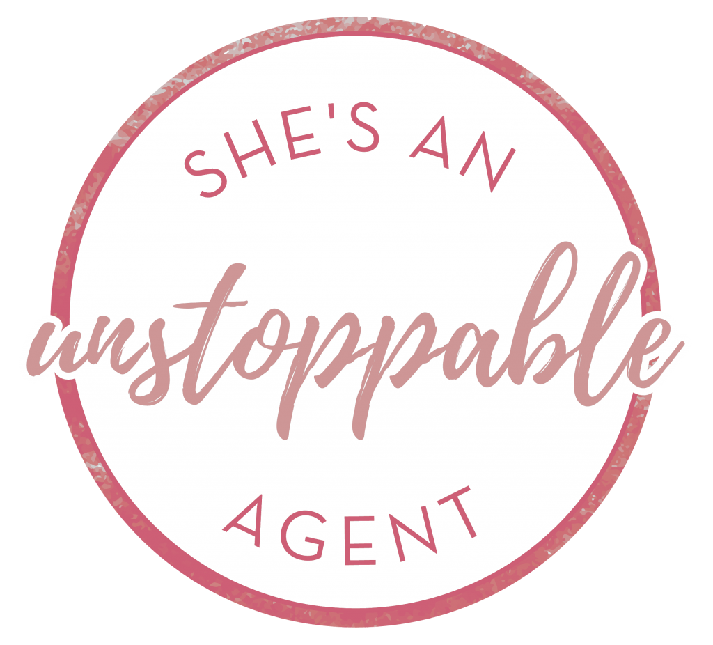 She's An Unstoppable Agent!